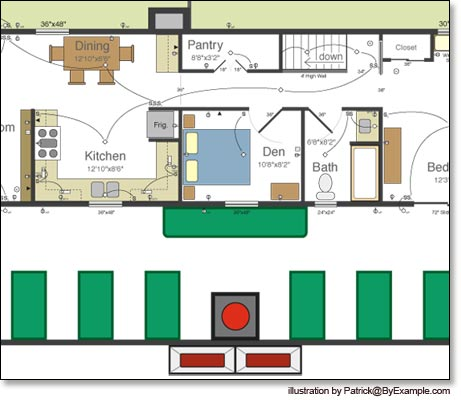 New House Plans for our Passive Solar Home ByExamplecom