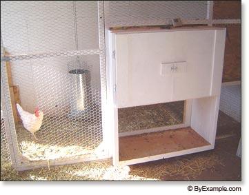 Nest Box Plans & Chicken Nesting Boxes u2014 ByExample.com Aboutintivar.Com