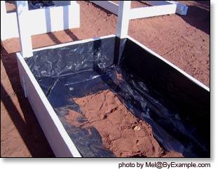 Constructing Raised Garden Beds