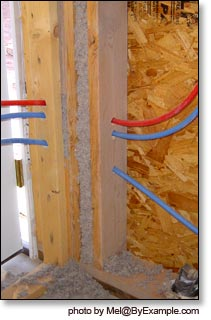 Turning A Corner With Pex Lines Byexample Com
