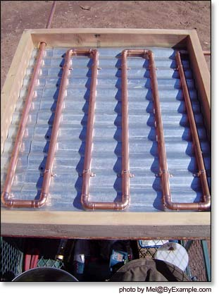 Diy solar water heating systems