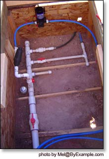 Well Water Pump >> Installing Our Well Pump & Fresh Water System — ByExample.com