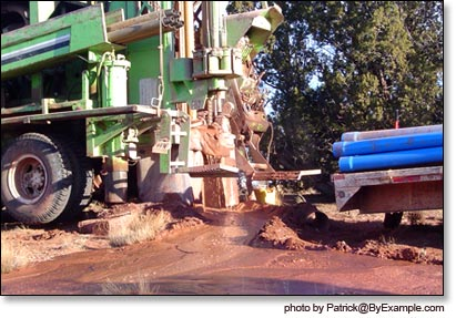 Hand Drilling NL4